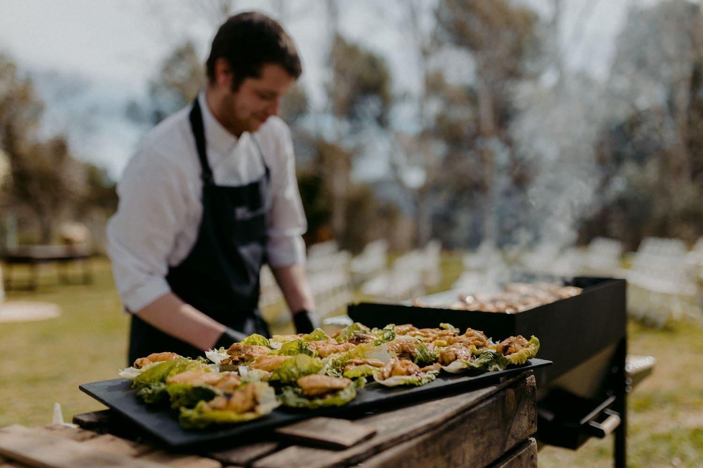 Can Macià Boda Exterior Barcelona Igualada Cocina En Directo