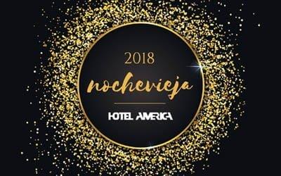 Nochevieja Fin de año 2018-2019 Hotel Amèrica Igualada