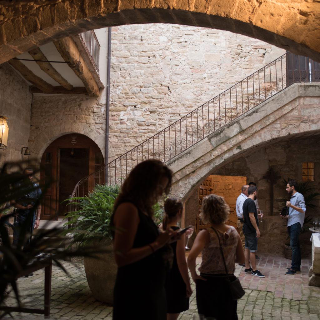 Inauguracio Castell Tous Espai Gastronomia5