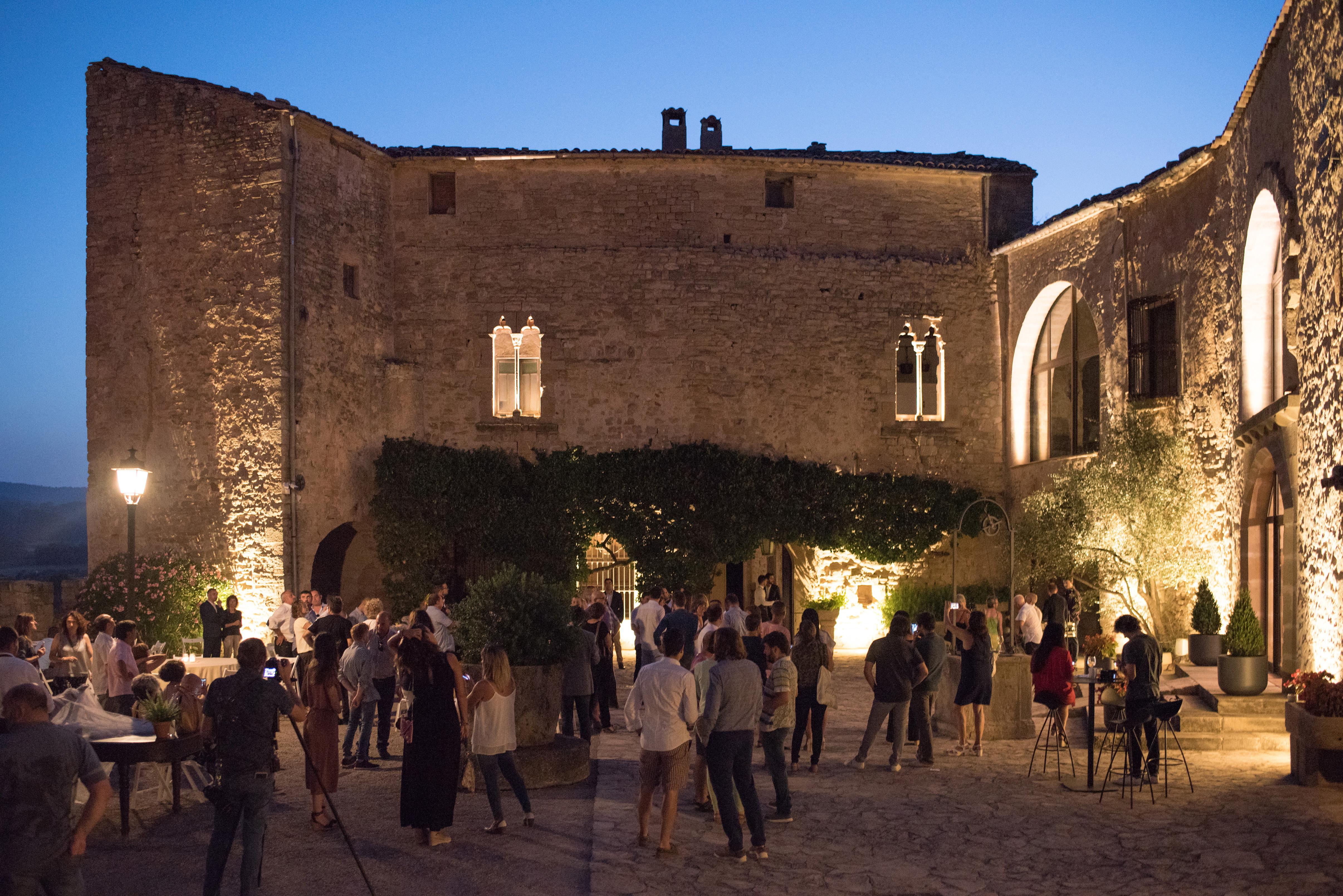 Pre-opening Castell De Tous