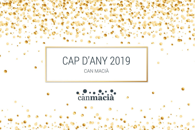 Cap D'any Can Macià Igualada 2018-2019
