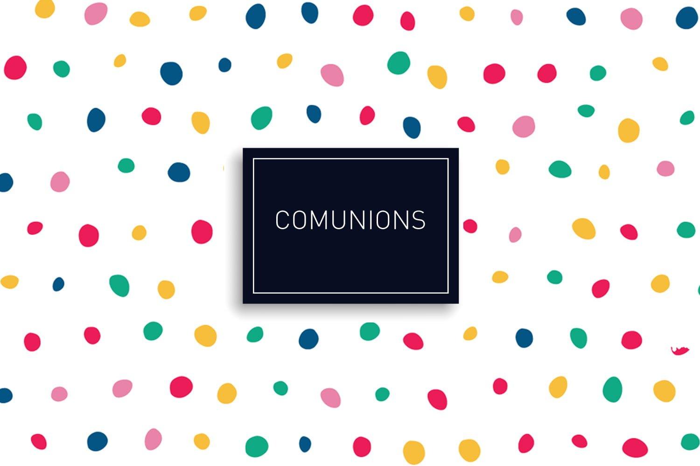 Communions 2019