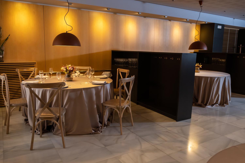 Sala Privada Restaurant Amèrica Igualada