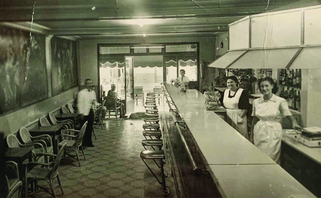 Amèrica Orígens Restaurant