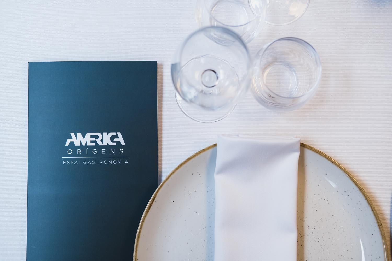 Obrim El Restaurant Amèrica Orígens