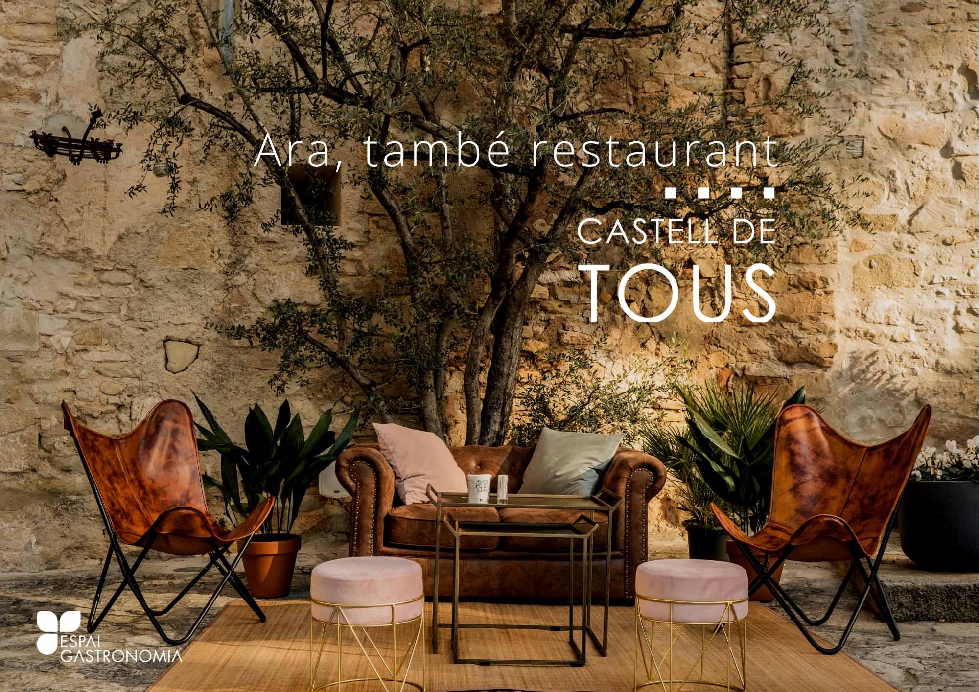 Restaurant del Castell de Tous